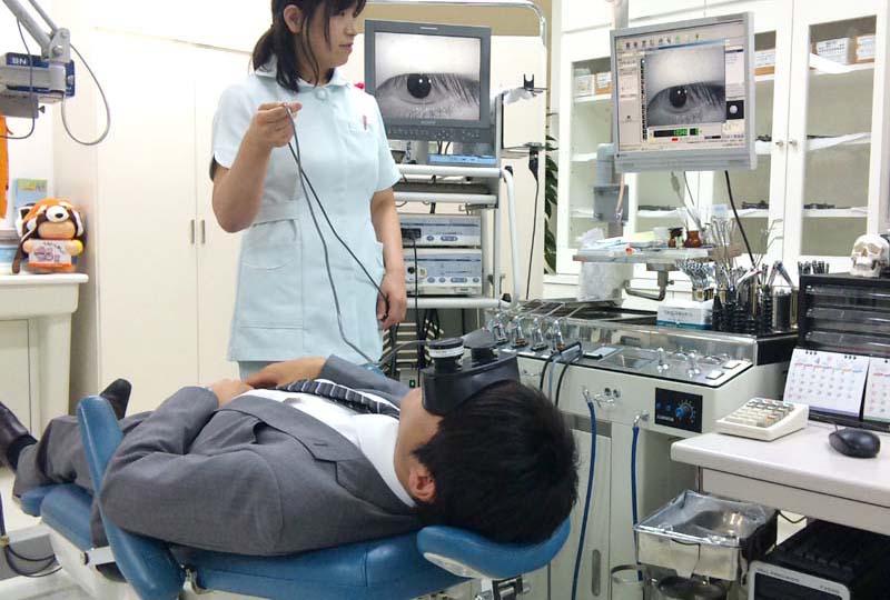 めまい診療