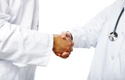 他院との医療連携で安心の診療